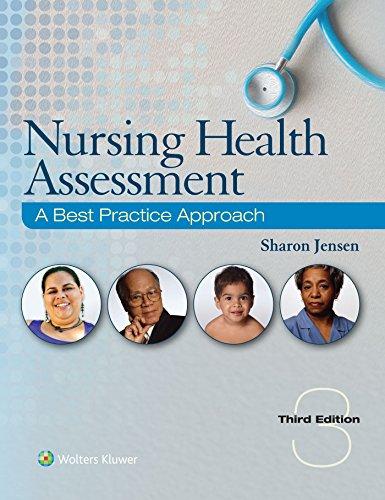 Nursing Health Assessment  3rd (Revised) 9781496349170 Front Cover