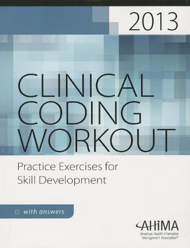 Clinical Coding Workout with Answers, 2013 Edition   2013 edition cover