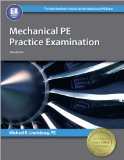 Mechanical PE Practice Examination  3rd 9781591264170 Front Cover