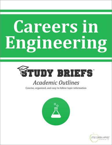 Careers In Engineering cover