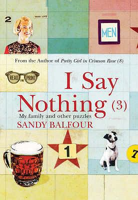 I Say Nothing: No. 3  2006 edition cover