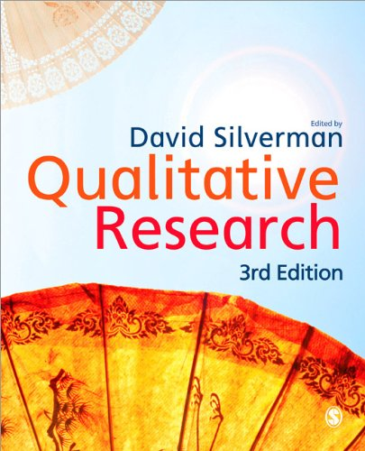 Qualitative Research  3rd 2011 edition cover
