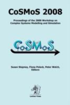 Cosmos 2008: Complex Systems Modelling and Simulation  2008 edition cover