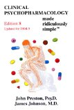 Clinical Psychopharmacology Made Ridiculously Simple  8th 9781935660170 Front Cover