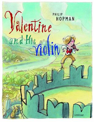 Valentine and His Violin  N/A 9781935954170 Front Cover