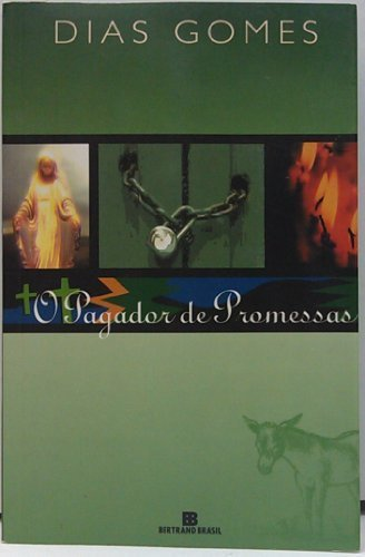 O PAGADOR DE PROMESSAS 1st edition cover
