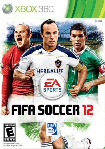 FIFA Soccer 12 - Xbox 360 Xbox 360 artwork