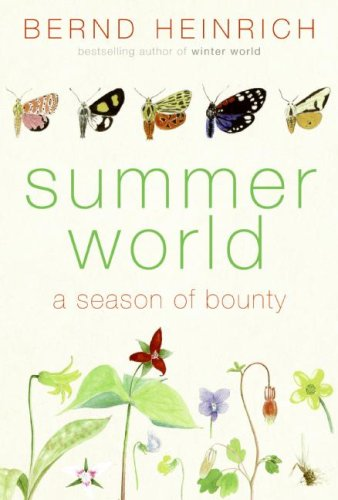 Summer World A Season of Bounty  2009 9780060742171 Front Cover
