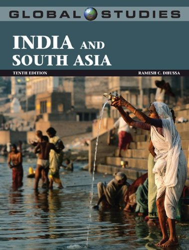 India and South Asia  10th 2012 edition cover