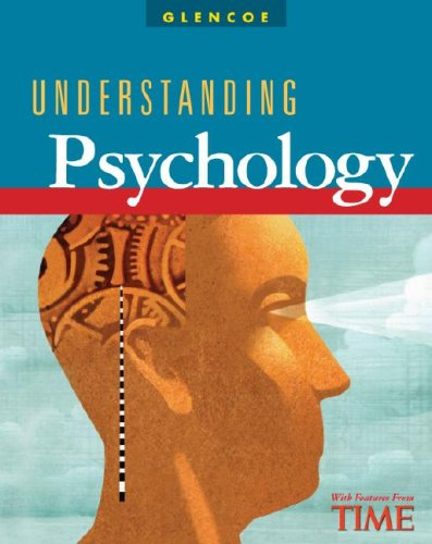 Understanding Psychology   2008 (Student Manual, Study Guide, etc.) 9780078745171 Front Cover