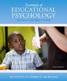 Essentials of Educational Psychology: Big Ideas to Guide Effective Teaching, Video-enhanced Pearson Etext  2014 edition cover