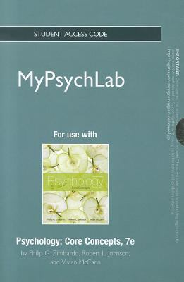 Psychology Core Concepts 7th 2012 (Revised) edition cover