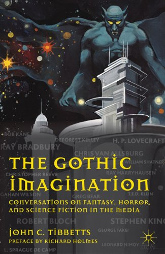 Gothic Imagination Conversations on Fantasy, Horror, and Science Fiction in the Media  2011 9780230118171 Front Cover