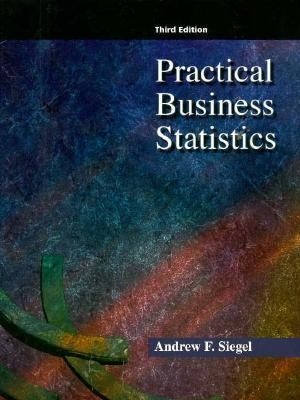 Practical Business Statistics 3rd 1997 9780256242171 Front Cover