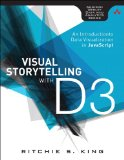 Visual Storytelling with D3 An Introduction to Data Visualization in JavaScript  2015 edition cover