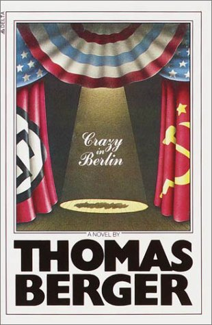 Crazy in Berlin  N/A 9780385281171 Front Cover