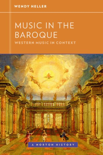 Music in the Baroque   2013 edition cover