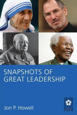 Snapshots of Great Leadership   2013 edition cover