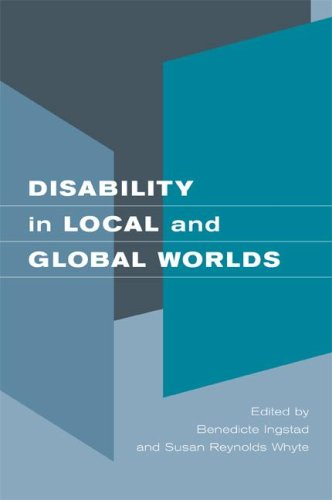 Disability in Local and Global Worlds   2007 edition cover