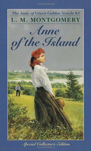 Anne of the Island   1943 9780553213171 Front Cover