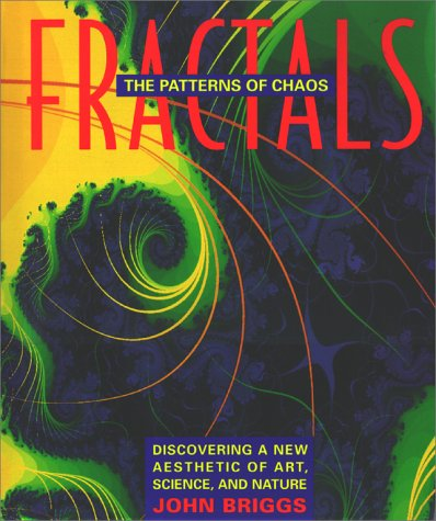 Fractals The Patterns of Chaos  1992 edition cover