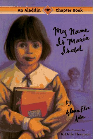 My Name Is Maria Isabel   1995 edition cover
