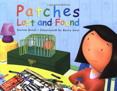 Patches Lost and Found   2005 edition cover