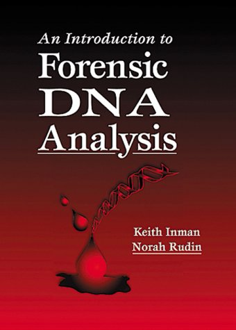 Introduction to Forensic DNA Analysis  2nd 1997 9780849381171 Front Cover