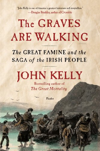 Graves Are Walking The Great Famine and the Saga of the Irish People N/A edition cover