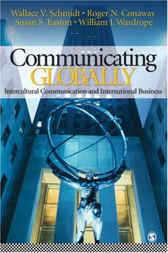 Communicating Globally Intercultural Communication and International Business  2007 edition cover