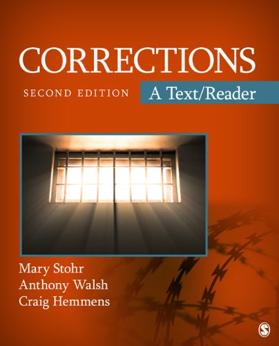 Corrections A Text/Reader 2nd 2013 edition cover