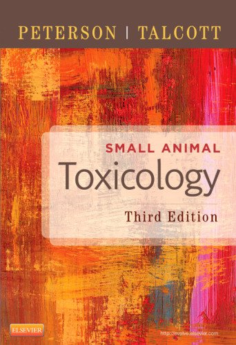 Small Animal Toxicology  3rd 2013 edition cover