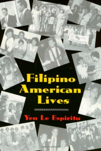 Filipino American Lives  N/A 9781566393171 Front Cover