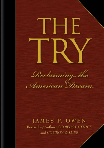Try Reclaiming the American Dream  2010 edition cover