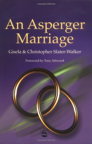 Asperger Marriage   2002 edition cover