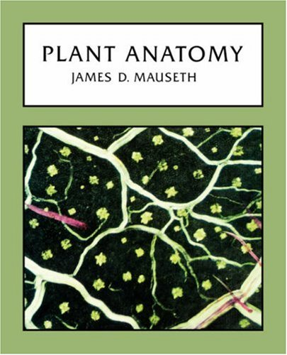 Plant Anatomy  2008 edition cover