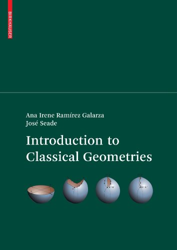 Introduction to Classical Geometries   2007 9783764375171 Front Cover