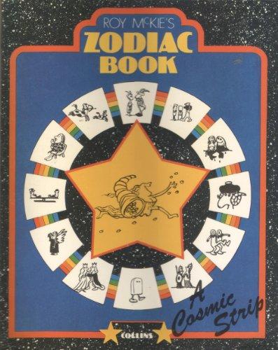 Roy McKie's Zodiac Book   1977 edition cover