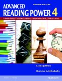 Advanced Reading Power 4:   2014 edition cover
