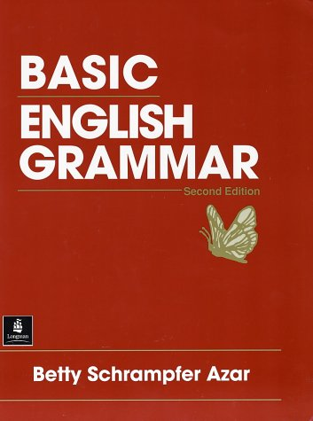 Basic English Grammar  2nd 1996 (Student Manual, Study Guide, etc.) edition cover