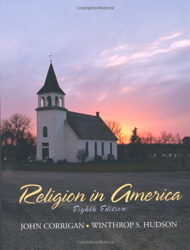 Religion in America  8th 2010 (Revised) edition cover