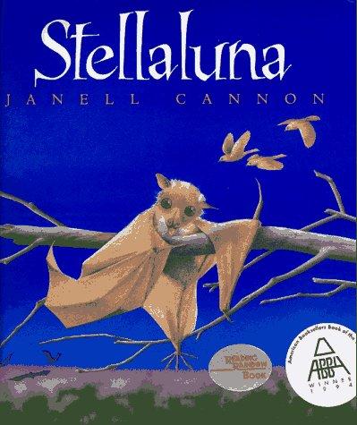 Stellaluna   1993 edition cover