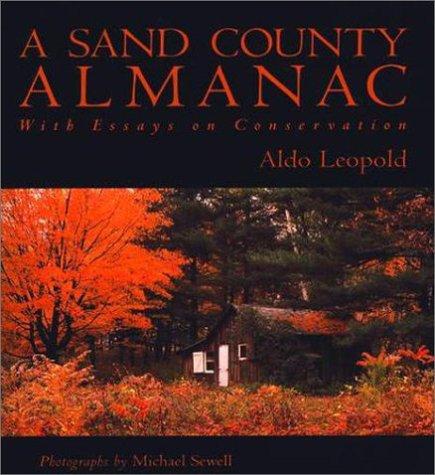 Sand County Almanac   2001 (Reprint) edition cover