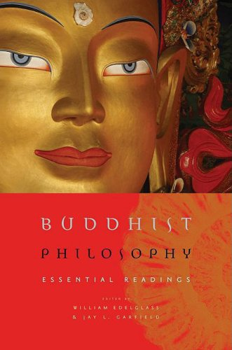 Buddhist Philosophy Essential Readings  2009 edition cover