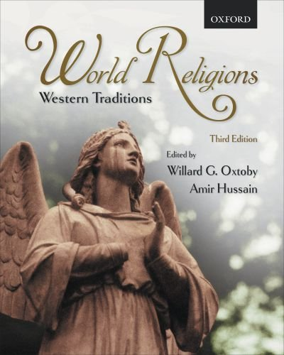 World Religions Western Traditions 3rd 2010 edition cover