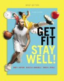 Get Fit, Stay Well! Brief Edition  3rd 2015 edition cover