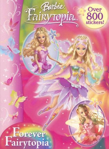 Forever Fairytopia  N/A 9780375847172 Front Cover