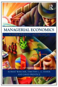 Managerial Economics A Strategic Approach 2nd 2010 edition cover