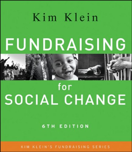 Fundraising for Social Change  6th 2011 edition cover