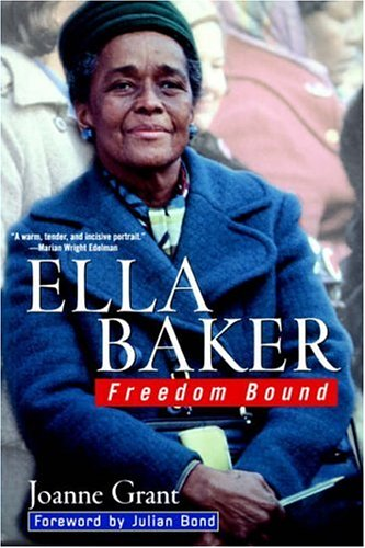 Ella Baker Freedom Bound  1998 edition cover
